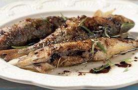 Ψάρια Σαβόρι Παραδοσιακά