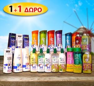 shampoo 1+1