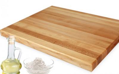 Καθάρισμα του ξύλου κοπής
