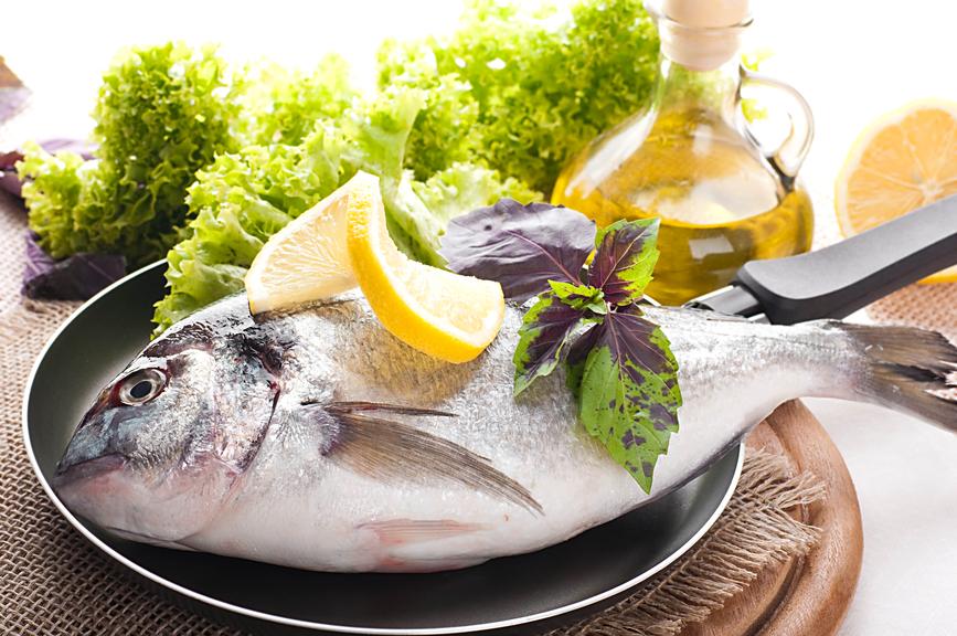 Tip για να φύγει η τηγανίλα των ψαριών