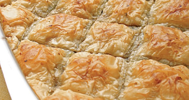 Mykonian onion pie