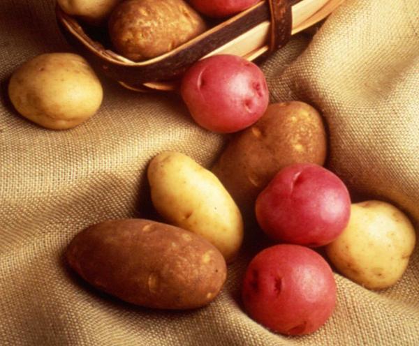 Μυστικό για να διατηρήσετε σκληρές τις πατάτες