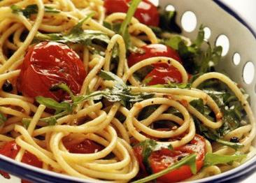 Mykonian Spaghettata