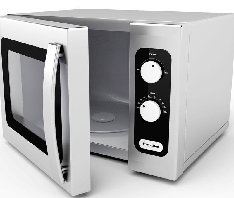Εύκολο καθάρισμα φούρνου μικροκυμάτων