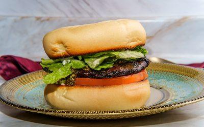 Burger για χορτοφάγους