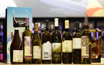 Κρασιά από σπάνιες ελληνικές ποικιλίες στα Flora