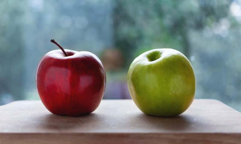 Ένα μήλο την ημέρα!
