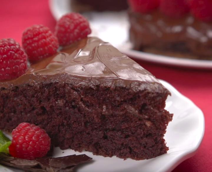 Κέικ σοκολάτας… νηστίσιμο!