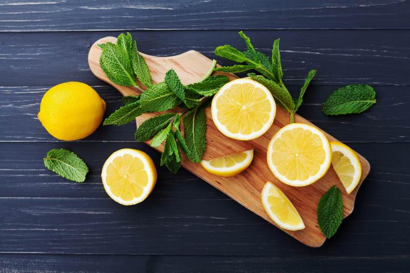Λεμόνι για… μυρωδάτη κουζίνα