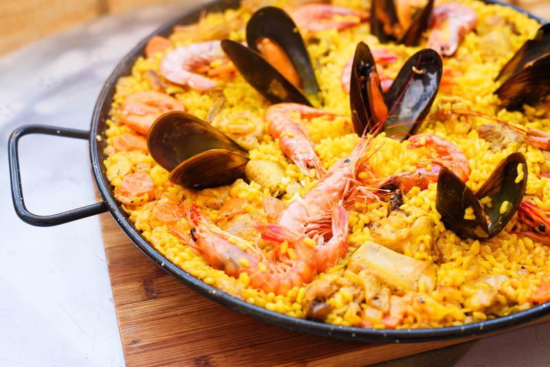 Greek Paella