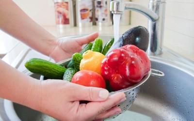 Πλύσιμο λαχανικών: Πώς πρέπει να γίνεται;