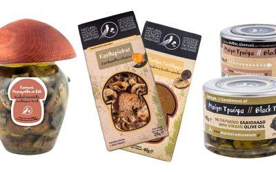Προϊόντα από μανιτάρι | Από το Μουσείο Μανιταριών Μετεώρων στα Flora