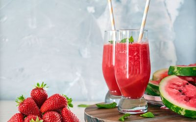 Red Summer Smoothie