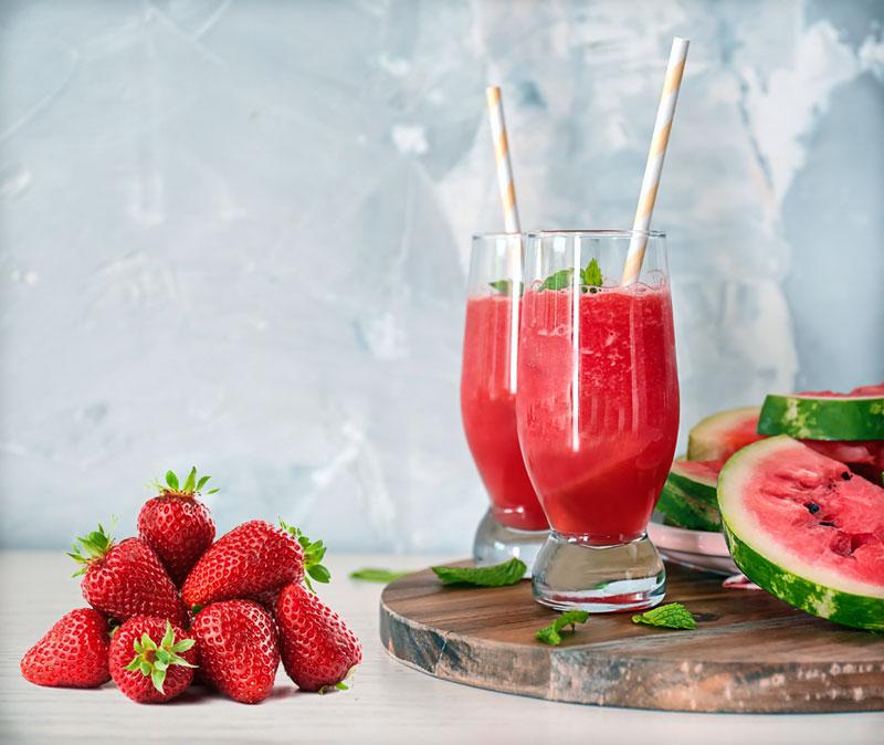Red Summer Smoothie